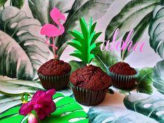 Hawajskie dekoracje na słodki stół <3 flamingo fb: tworzymywyjatkowe Desserts, Food, Tailgate Desserts, Deserts, Meals, Dessert, Yemek, Eten, Food Deserts