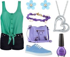 """""""oh Yvonne"""" by jaclynhehe ❤ liked on Polyvore"""