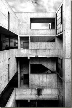 Salk Institute |  Louis Kahn