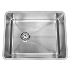 Stainless Steel Troughs - here's JUMBO BOWL LAUNDRY TROUGH QUADRO – 640Lx496Wx300H from The Sink Warehouse #laundries