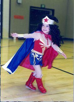 Wonder Woman Circa 1993 Tons more costume ideas!