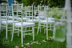 Garden Ceremony - Suffolk House Restaurant  ~ By: Casa Amore http://wedding.com.my/category-wedding-planner/14
