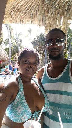 Of course. What is a trip to Punta Cana Dominican Republic without taking a quick selfie