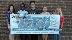 Brookwood High School Band raised $10,200 at their Mattress Fundraiser with CFS N Georgia