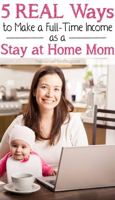 How I M Able To Be A Stay At Home Mom And Pay Our Family S