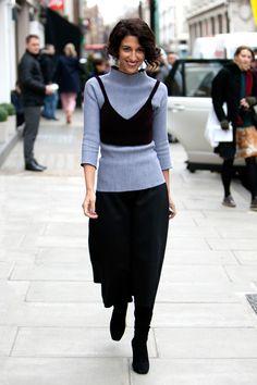 Street Style: London Fashion Week  - ELLE.com