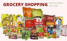 Online grocery store where you get all your daily needs items easily at an instant click from your device
