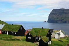Mikladalur, Faroe Islands -