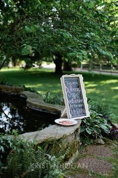 Make a wish! Sophisticated Southern Destination Wedding :: Sarah+Tyler | Cedarwood Weddings #cedarwoodweddings