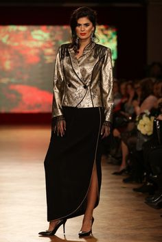 Sacou piele ecologica Lace Skirt, Sari, Traditional, Skirts, Collection, Fashion, Saree, Moda, Skirt