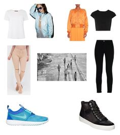 """""""KPOP: GOT7 fly outfits"""" by montrosecheer on Polyvore featuring MaxMara, Petals and Peacocks, MM6 Maison Margiela, Alice + Olivia, STELLA McCARTNEY and Michael Kors"""
