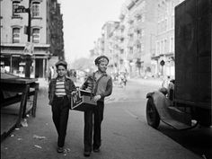 New york 1940-50 - Taringa!