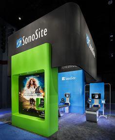 SonoSite  Exhibit Design