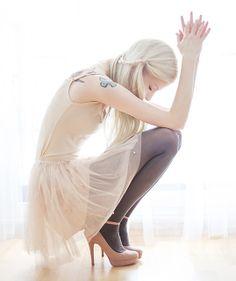 Ballet Tulle