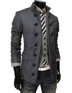 "Men's ""Colony"" Double Breasted Blazer"