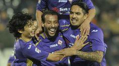 Fiorentina vs. Atalanta en vivo con Juan Vargas por la Copa Italia #Depor