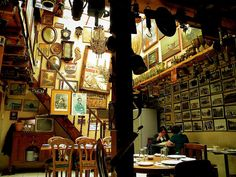 Restaurante Viejo Rancagua. Rancagua-Chile by EcoturChile, via Flickr Chile, Restaurant Concept, Hanging Pictures, Travel Tours, World, Brother, Beautiful World, Photo Galleries, Restaurants
