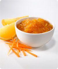 Porkkana-appelsiini marmeladi Dansukker