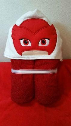 PJMasks  Bedtime Hero  Owlette by TeeShirtPrinting on Etsy
