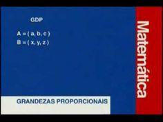 Matemática - Grandezas Proporcionais - Parte 1 - 2