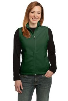 Port Authority Womens Value Fleece Vest 3XL Forest Green * More info could be found at the image url.