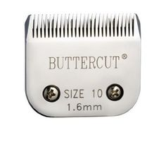 Geib Buttercut Stainless Steel Dog Clipper Blade Size10 116Inch Cut Length * Check this awesome product by going to the link at the image. (Note:Amazon affiliate link)