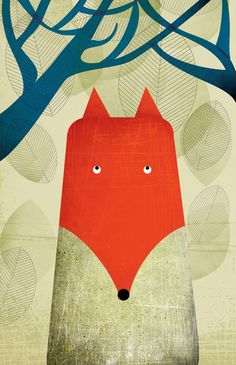 Illustrations for La Fontaine Fables children's book published in Portugal, by Porto Editora. Freelance Illustrator, Spirit Animal, Book Publishing, Paper Shopping Bag, Childrens Books, Watercolor Paintings, Fox, Drawings, Artist