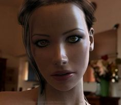 This RealDoll looks like Lara! Ohh, the possibilities. 3d Computer Graphics, Computer Art, 3d Character Animation, Young Art, Real Doll, 3d Artist, World's Most Beautiful, Imagines, Its A Wonderful Life