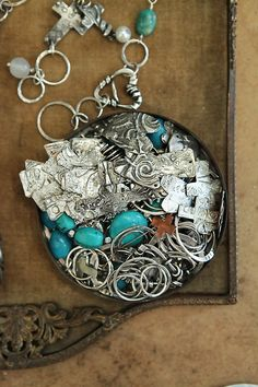 Learn to silversmith. Online silversmithing class with Terri Brush, www.terribrushdesigns.com , sterling silver, terri brush, soldering, jewelry turquoise