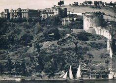 70'lerde İstanbul... Boston Üniversitesi arşivinden çıkan fotoğraflar görenleri büyüledi