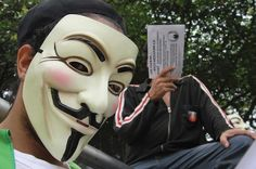 """Anonymous Threatens To Wipe U.S """"Off The Cybermap"""" By Adnan Farooqui on 05/07/2013"""