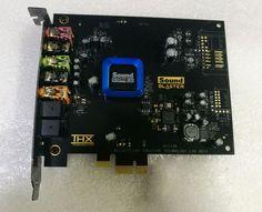 Creative Sound Blaster SB1350 Recon3D THX 5.1 Channel PCIe Sound Card