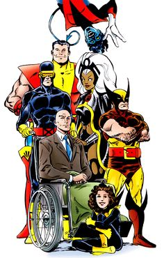 X-Men: The Next Generation By John Byrne