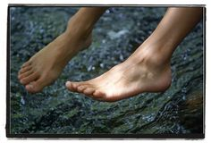 feet over water by Doc macaSTAT, via Flickr