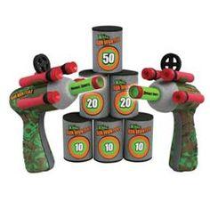 71-0091 Outdoor Game Air Hunters Gun