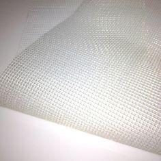 Self Adhesive mosaic tile fiberglass mesh.