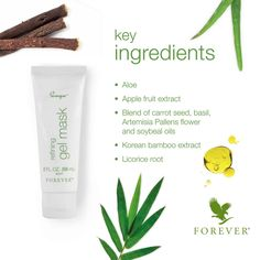 Sonya Refining Gel Mask supports balance by controlling oil and brightening the appearance of skin. With a bounty of botanicals, fruit extracts and moisturisers, you'll wake up to skin that looks brighter, younger and more balanced. Diy Aloe Vera Gel, Aloe Vera Uses, Forever Living Aloe Vera, Forever Aloe, Benifits Of Aloe Vera, Pyrus, Gel Mask, Love Your Skin, Forever Living Products
