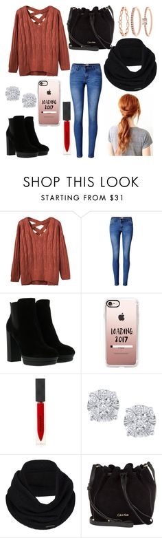 """Beauty"" by pitufalove98 ❤ liked on Polyvore featuring beauty, WithChic, Hogan, Casetify, Burberry, Effy Jewelry, prAna, Calvin Klein and Accessorize"
