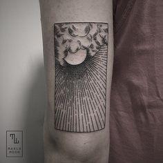 Tattoo Artist: Marla Moon - Madrid, Spain www.tatteo.com