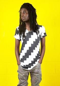 Image of Mega Zig T-shirt