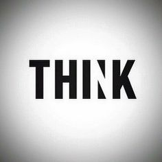 THINK! be PRO!