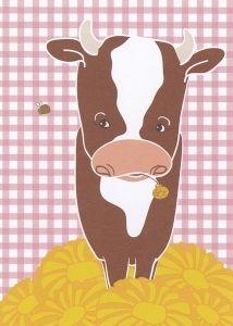 Sadonkorjuu #2 - Lehmä