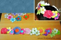 More Ideas for your Flower Crown
