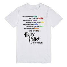 Harry Potter Generation
