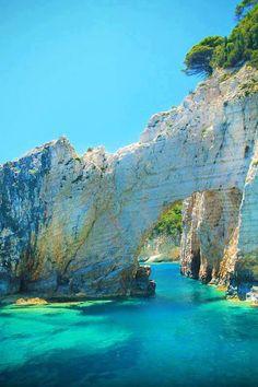 Wonder View Of Zakynthos , Greece