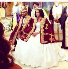 Royalty ❤️ Ethiopian Wedding
