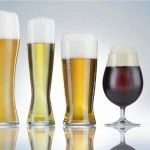 These lead-free crystal glasses are great for any occasion and will have you and your guests savoring every sip. Spiegelau Beer Classics Beer Connoisseur Gift Set, Set of 4