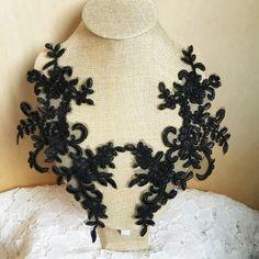 Resultado de imagen de embroidery black