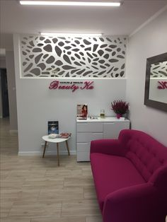 Lash Room, Medical Spa, Makeup Studio, Home Spa, Salon Design, Backdrops, Pedicure, Nail, Home Decor