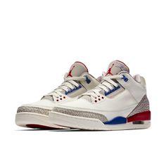 3a2a3b7d54ca Air Jordan 3  Sail  Release Date. Men s Shoes